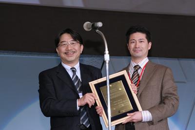 2007年 日本眼科手術学会Film Award 銀賞