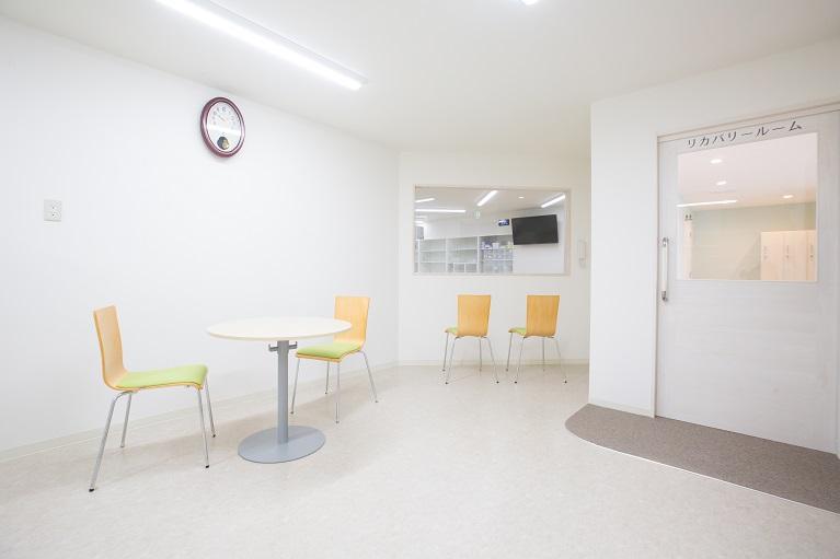 手術見学室