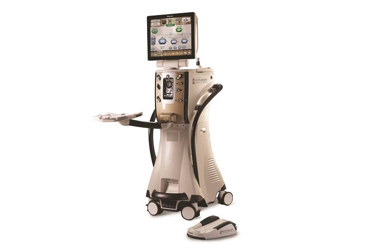 センチュリオンビジョンシステム白内障手術装置