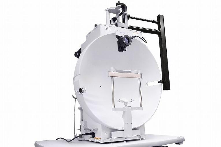 視野計ゴールドマン型ペリメーター