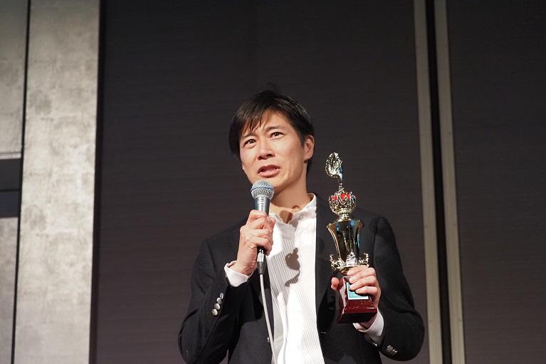 JSCRSプレミアリーグ ベストビデオ賞