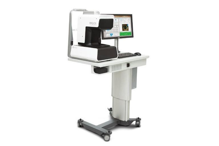 光学式眼軸長測定装置(ARGOS)